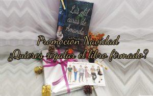 Lee más sobre el artículo Promo Navidad «Las mil caras de Amanda»