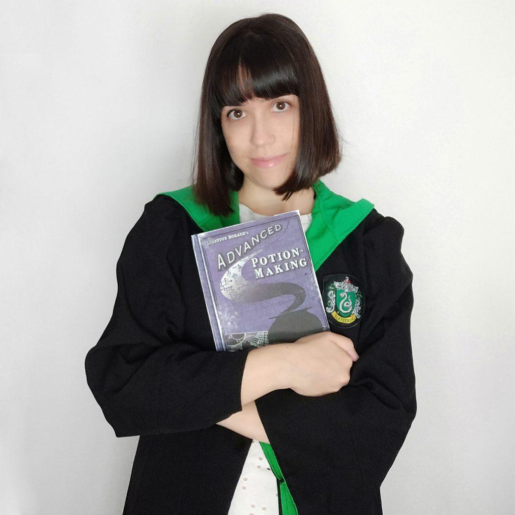 Inés Díaz Arriero Slytherin